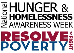 Homeless Awareness Week