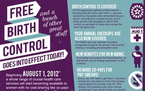 Free Birth Control