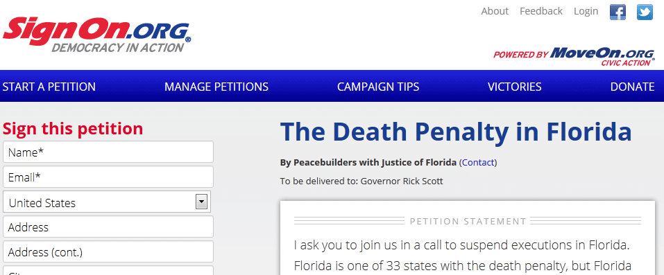 death-penalty-petition