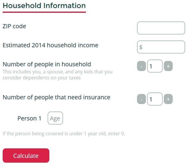 healthcare-calculator